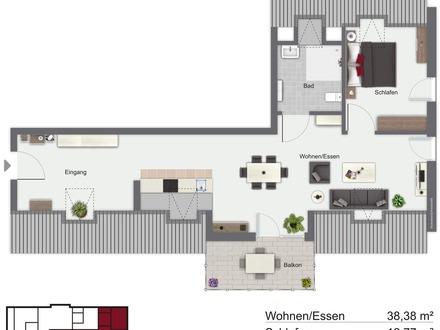 Wohnkonzept 50plus in den Schwanenhöfen Bürgstadt