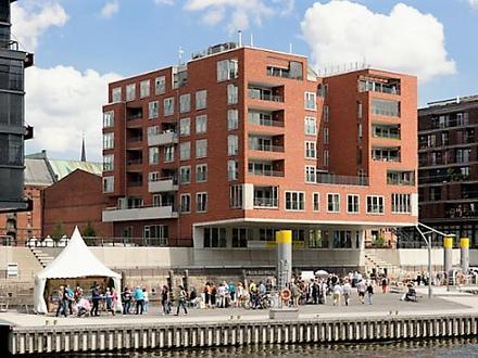 Wunderschöne Eigentumswohnung in absoluter TOP-Lage in Hamburg - Hafencity