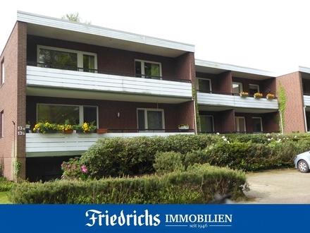 Attraktive Dachgeschosswohnung mit großzügiger Loggia in Bad Zwischenahn / am Zwischenahner Meer