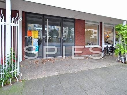 Büro- oder Ladenfläche im Rohbauzustand in belebter Lage Horns