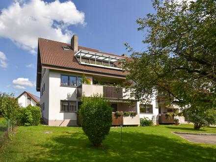 Großzügige 4-Zimmer-Wohnung mit Einzelgarage als Kapitalanlage!