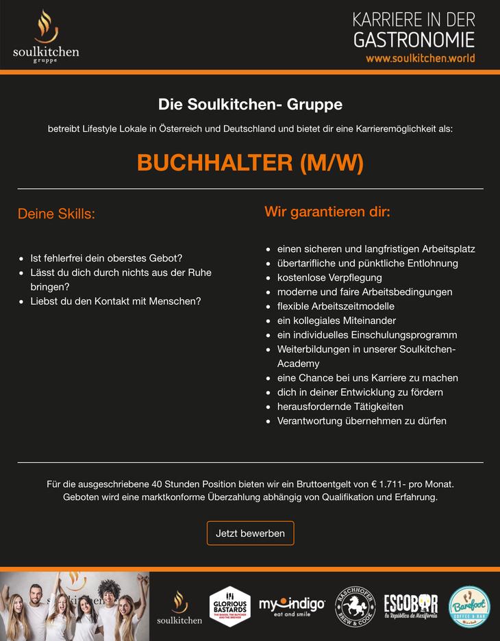 Mit einer Unternehmensgröße von knapp 500 Mitarbeitern hat sich unser Unternehmen zu einem stark expandierenden und erfolgreichen Arbeitgeber entwickelt. Bereichere unser Headquarter Team in Salzburg.