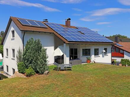 Rendite oder Eigennutzung! Modernes Wohnhaus mit Garage, Solar- und PV-Anlage