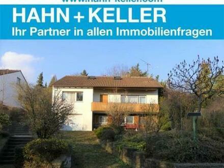 Rarität! Idyllisch gelegenes Einfamilienhaus mit knapp 3.417 m² Grundstück!