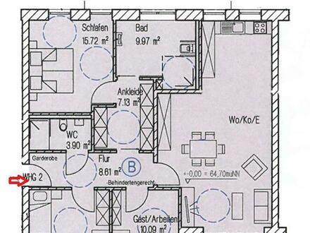 ACHTUNG: Die letzte Wohnung in der Hiärm-Grupe-Straße!