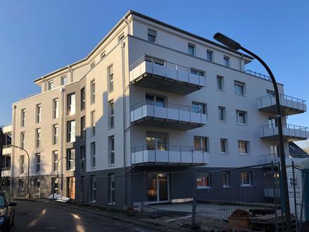 Viel Raum zum Wohlfühlen = Neubau-Eigentumswohnung im 1.OG mit großem Balkon und Aufzug