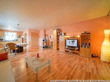 3-Zimmer-Eigentumswohnung im Stile eines Einfamilienhauses