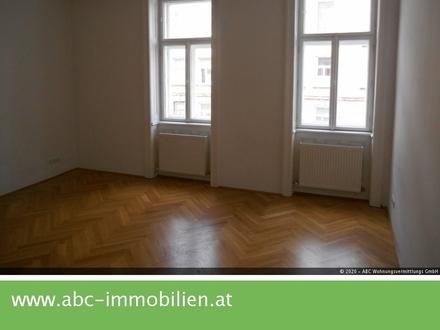 unbefristete 2 Zimmer Altbaumiete,WG-Eignung, WU und U2-Nähe