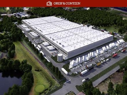 PROVISIONSFREI + + Projektierung für Neubau-Logistikflächen