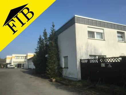 Vielseitig nutzbares Gewerbeobjekt mit zusätzlichem, bebaubaren Grundstück in Bielefeld-Senne!
