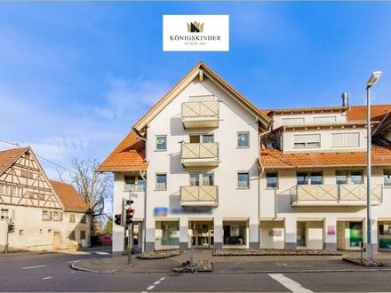Reutlingen-Ohm. 3,5 Zimmer Wohnung mit Balkon, Ausblick und sofort frei