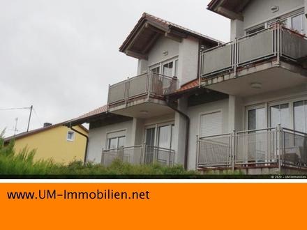 Vorankündigung: Dachgeschosswohnung mit 2 Balkonen und Tiefgaragenstellplatz