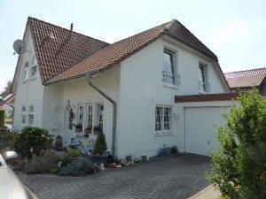 Gepflegte Doppelhaushälfte im Nordstadtbereich.