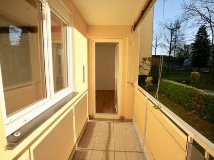 Klagenfurt - Khevenhüllerstraße: 2 Zimmerwohnung in zentraler Stadtlage mit Westloggia
