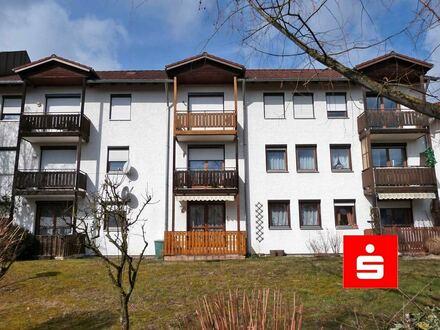 >Kapitalanleger aufgepasst< Vermietete 2-Zimmer-Wohnung