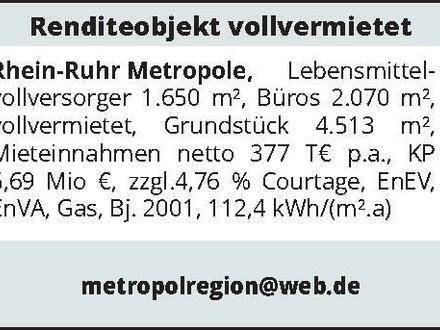 Rhein-Ruhr Metropole