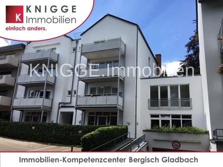 +++ Modernes Appartement in Zentrumslage von Bergisch Gladbach +++