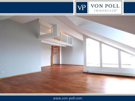Dachterrassen Wohnung mit Galerie in Maxglan