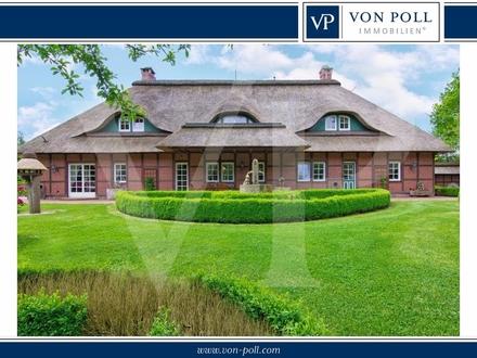 Exklusive Friesische Landhaus-Villa
