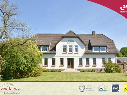 Landhaus auf großem Grund - für Kapitalanleger, Gewerbetreibende oder Bau-Visionäre.