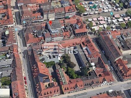 Erlangen Zentrum || 180 m² || EUR 11,00