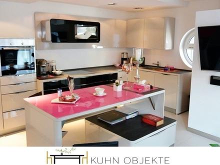 Luxus Wohnung in begehrter Lage von Schwetzingen. (Die Wohnung wird möbliert vermietet.)