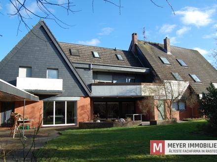 Wohnhaus mit Vollkeller und Praxisgebäude in Bestlage von Rastede (Objekt-Nr.: 5950)