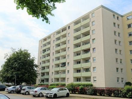 Ruhige und möblierte 1 - Zimmerwohnung mit Balkon wartet auf Ihren Einzug!