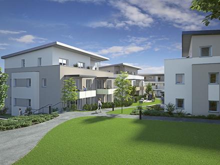 4-Zimmer-Wohnung in Esslingen-Hohenkreuz »Esslingen-Hohenkreuz Haus 3« - Gartenanteil