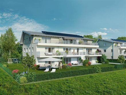 NEU! 2-Zi. Dachterrassenwohnung in Wals-Eichet!