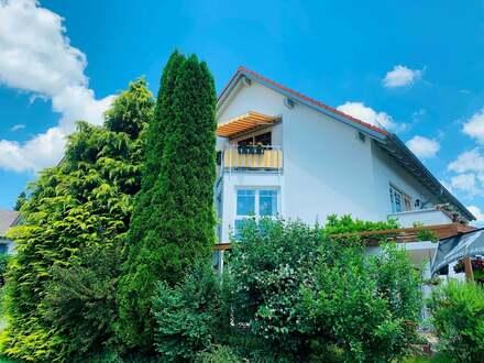 Für Kapitalanleger - Schöne 3,5 Zimmer Wohnung in einem Teilort von Bad Wurzach
