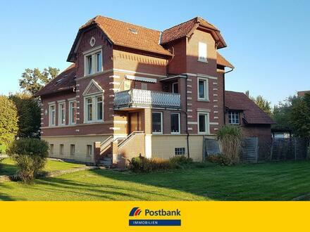 Gründerzeit-Villa mit großem Garten