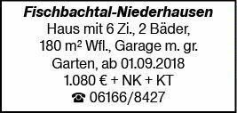 Haus in Fischbachtal (64405)