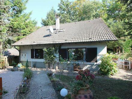 Gutes Wohnen im Schindeldorf! Einfamilienhaus mit Einliegerwohnung