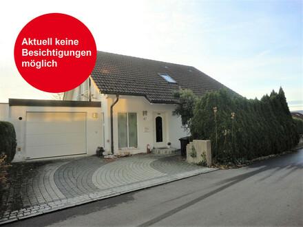 Hochwertig ausgestattetes Einfamilienhaus in bester Lage von Leutkirch