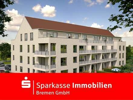 Attraktive Neubauwohnungen mitten im schönen und grünen Brokhuchting
