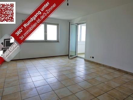 Alphahochhaus: Attraktive 3 Zimmer Wohnung in Langen