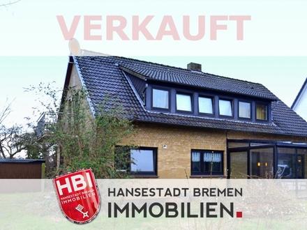 Kattenturm / Großzügiges Einfamilienhaus in ruhiger Seitenstraße auf großem Grundstück
