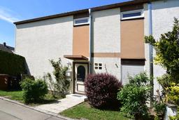 DHH 105 m² sofort 1.200,- zzgl. Neusäß, Nähe Uniklinik, 5ZKB, renoviert,...