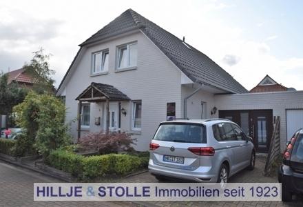 Modernes Einfamilienhaus mit 6 Zimmern in Bad Zwischenahn - Ekern!