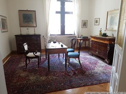 Hübsche Büroräume mit kleinem Wintergarten in HD-Weststadt in Jugendstilhaus