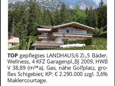 Ellmau in Tirol-Kitzbühe