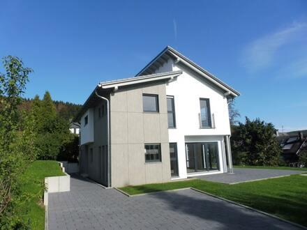 Modernes Einfamilienhaus in ruhiger Lage mit schönem Ausblick