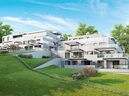 Endlich Ruckerlberg! Einzigartiges Wohnerlebnis in Waltendorf! Große überdachte Terrasse mit Garten!