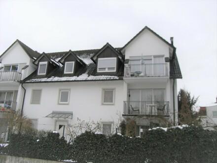 1-Zi.-Appartement im Innenstadtbereich mit Balkon, Küche , Tiefgaragenstellplatz