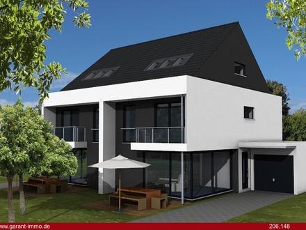 RIESEN-Doppelhaushälfte in attraktiver Lage