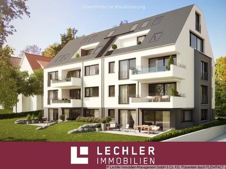 Moderne 3,5-Zimmer-Dachmaisonette in Bestlage von Stuttgart-Zuffenhausen
