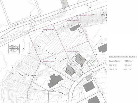 FL Solitüde Baugrundstück - Juwel mit Fördeblick