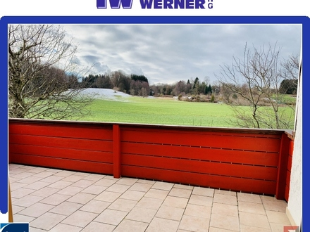 ***Große 3-3,5-Zimmer-DG-Wohnung mit Terrassenbalkon und Garten in Deutelhausen***