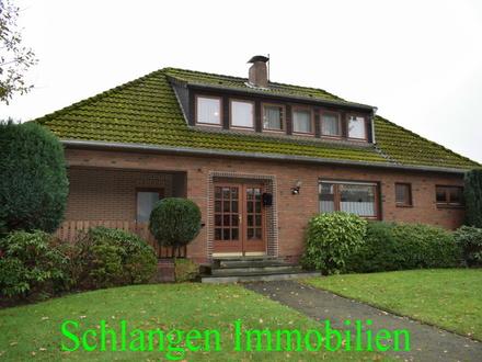 Objekt Nr.: 00/640 Einfamilienhaus mit Garage und Geräteraum in Saterland / OT Scharrel